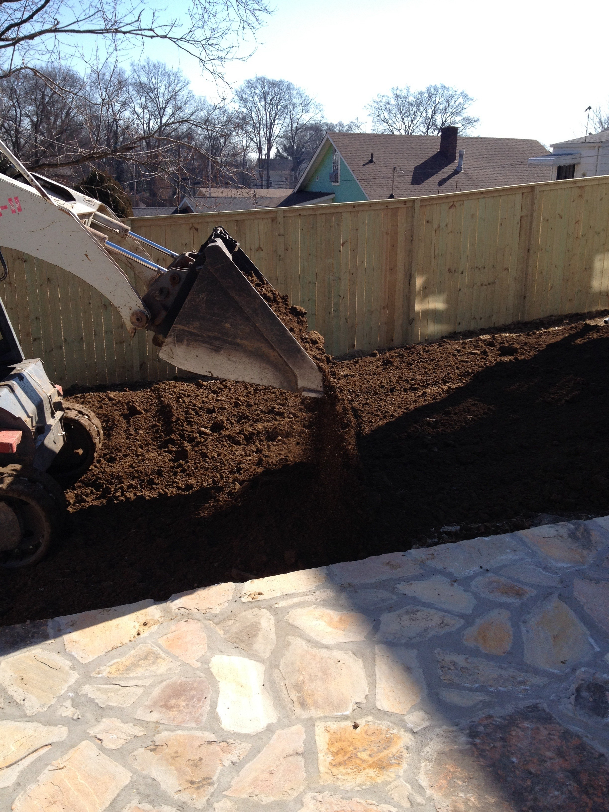 Buy Topsoil from Nashvillesoil.com in Nashville, Franklin, Brentwood, Spring Hill, Nolensville, Smyrna, and Murfreesboro Tennessee. Bulk topsoil screened and delivered. Thank you for your purchase.