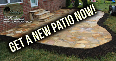 Get a patio in Nashville, Brentwood, Franklin, spring hill, and Nolensville TNPatios-400x213